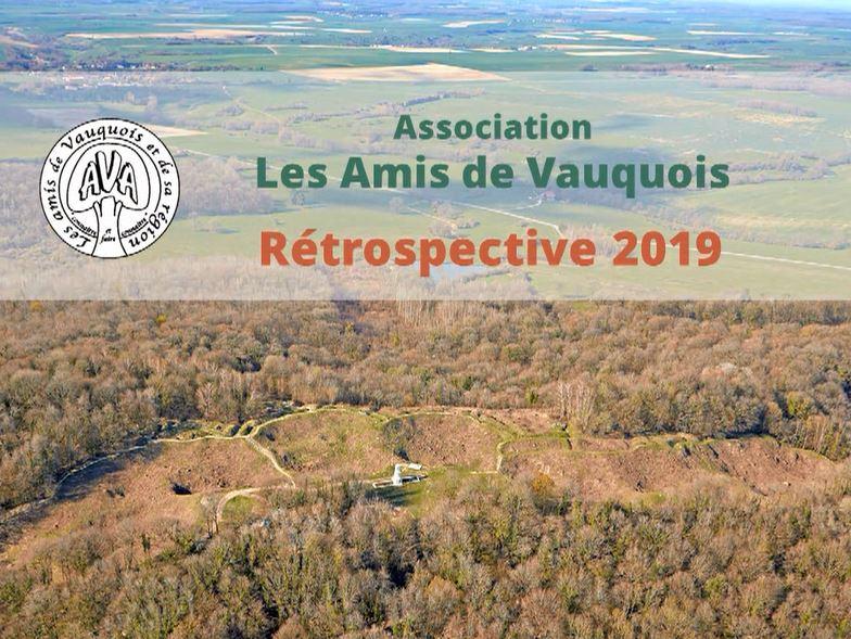Activités 2019 de l'association
